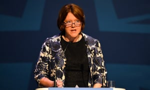 Chair of the Women and Equalities Select committee Maria Miller … one of the politicians behind the Reclaim the Internet campaign.