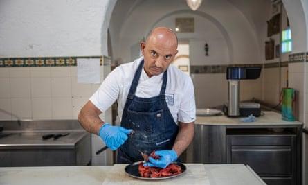 Chef Bartolomeo Marmoreo