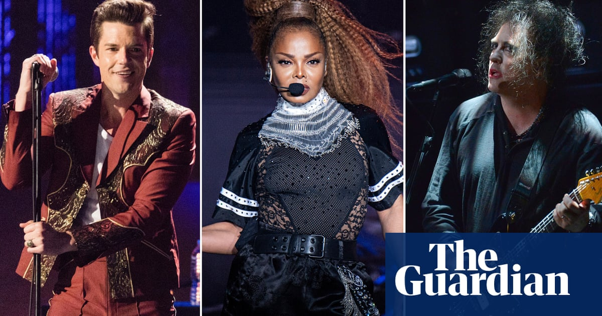 ee154fa90f960 Glastonbury 2019: Killers and the Cure announced as final headliners ...