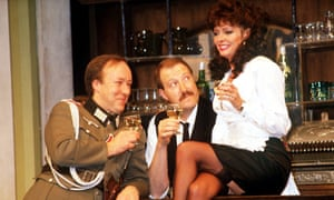 'Allo 'Allo, the inspiration for Paul Hollywood's fancy dress costume.