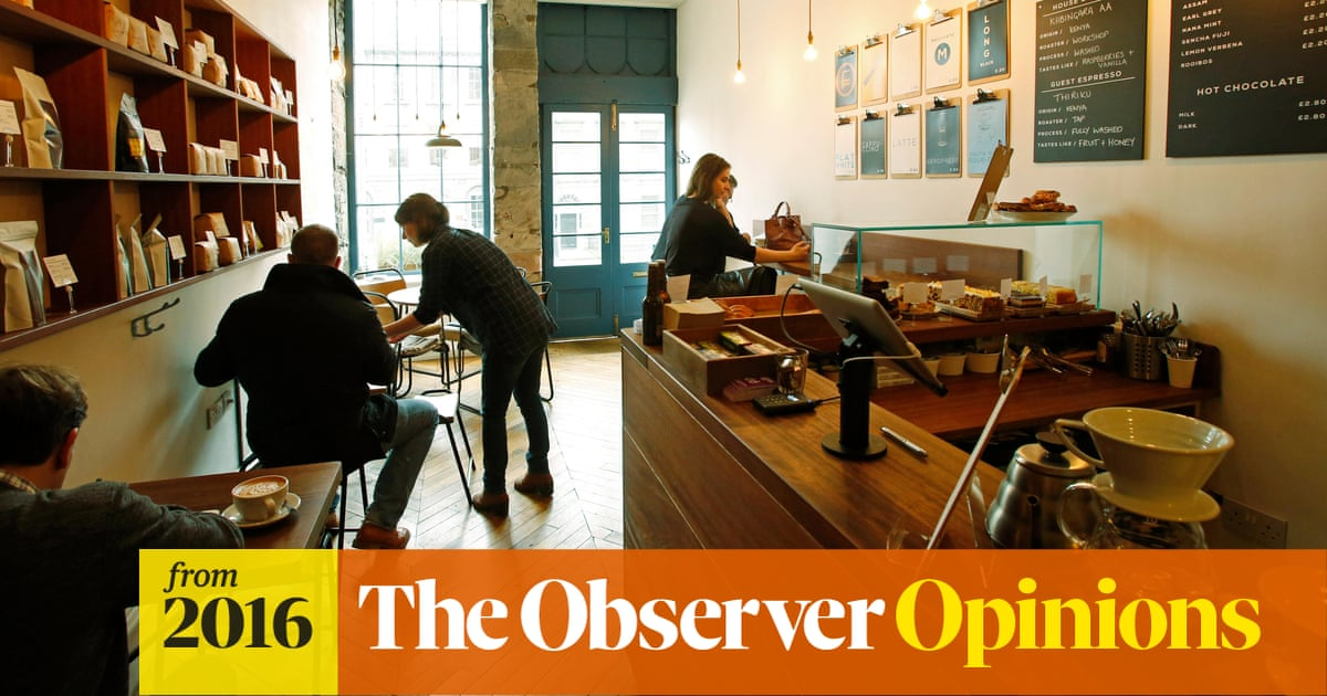 Same Old Same Old How The Hipster Aesthetic Is Taking Over The World Opinion The Guardian