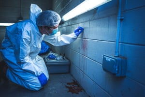 Phil Field in Forensics: The Real CSI.