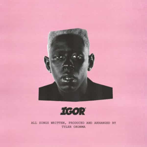 Cover art for Igor.