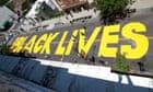 Black Lives Matter protests: Atlanta shooting of Rayshard Brooks declared homicide – live thumbnail