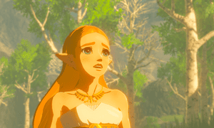 Switch offers old-school fantasy in the form of Zelda: Breath of the Wild, above, as well as face-to-face party games.