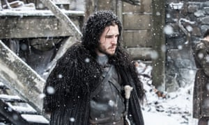 Kit Harington – AKA Jon Snow – has described a 'very sad irony' in shooting locations where ice is diminishing.