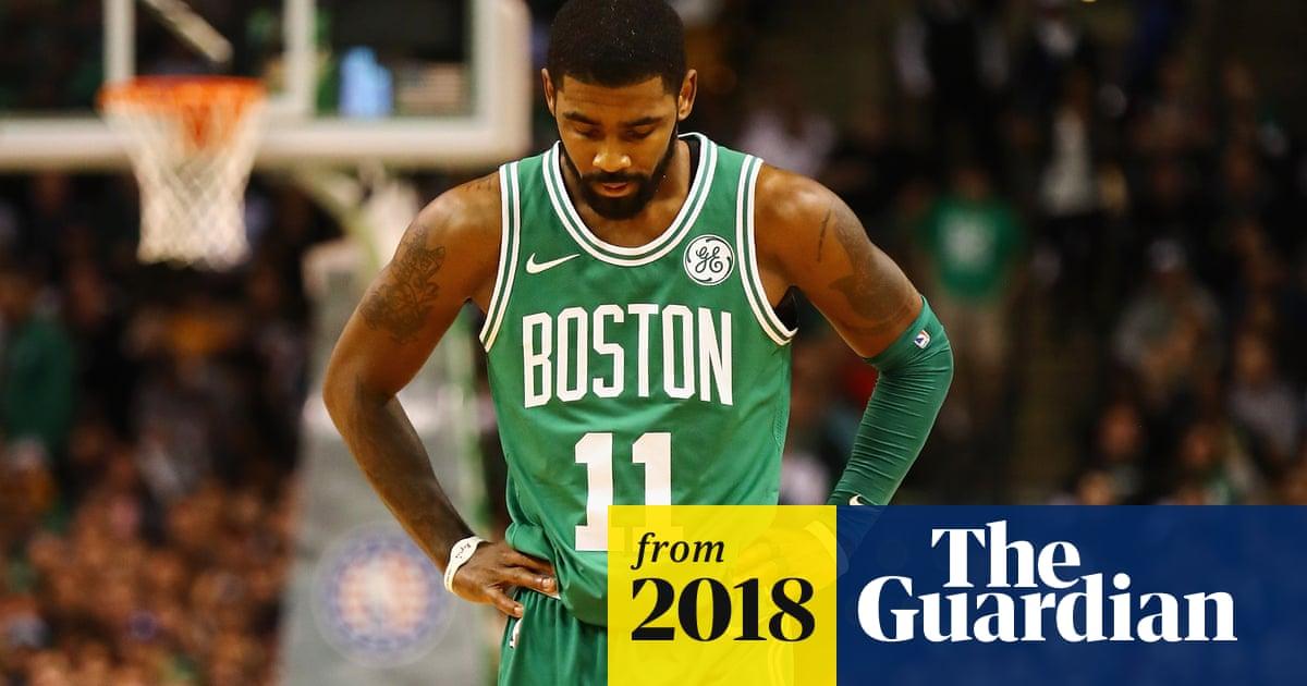 timeless design 7d91e ee4a0 Celtics' Kyrie Irving named Little Mountain as member of ...