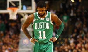 Kyrie Irving's Celtics have struggled this season