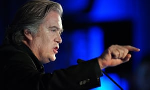 The former Trump aide Steve Bannon has admitted he has been advising Boris Johnson.