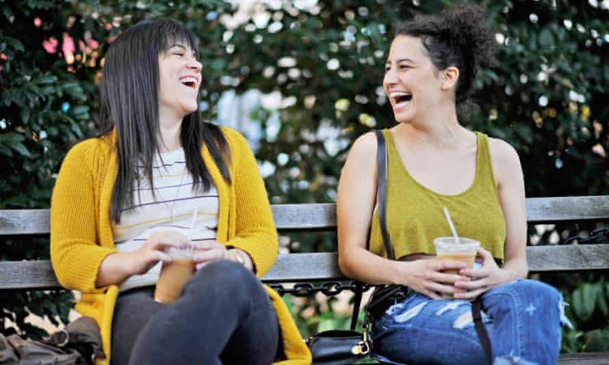 Broad City's Abbi Jacobson and Ilana Glazer.