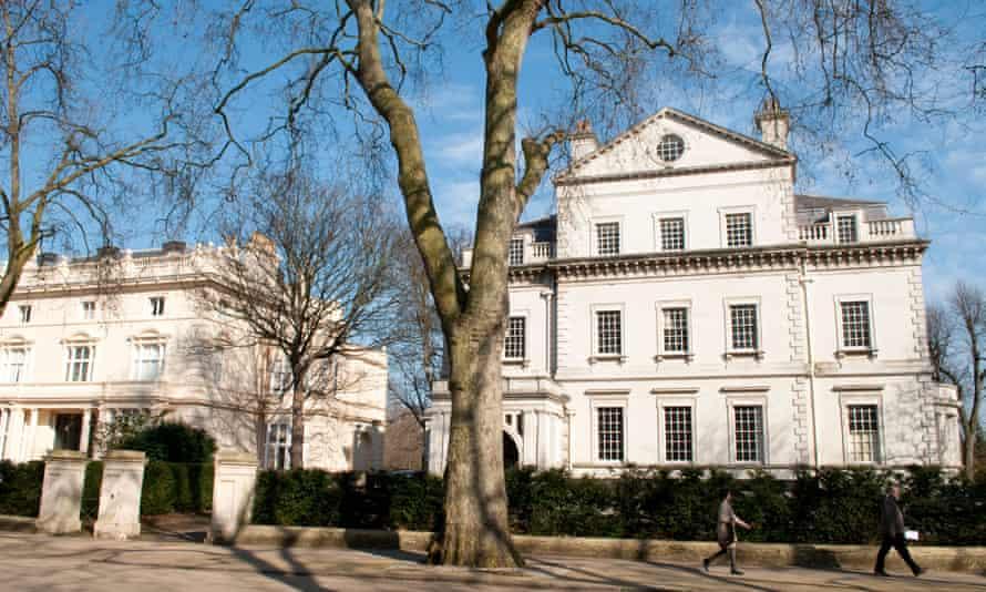 Houses in Kensington, London