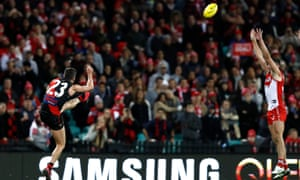 AFL, round eight, Swans v Bombers