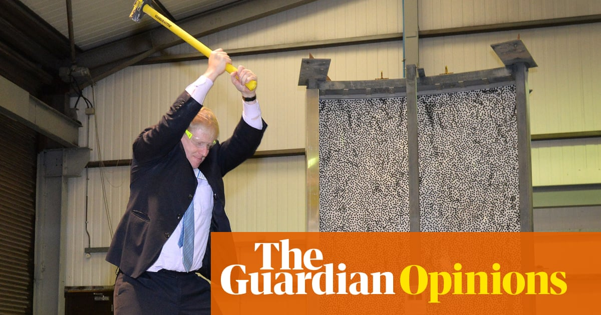 Boris Johnson wants to destroy the Britain I love. I cannot vote Conservative | Peter Oborne