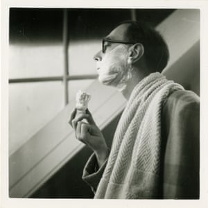 Larkin shaving