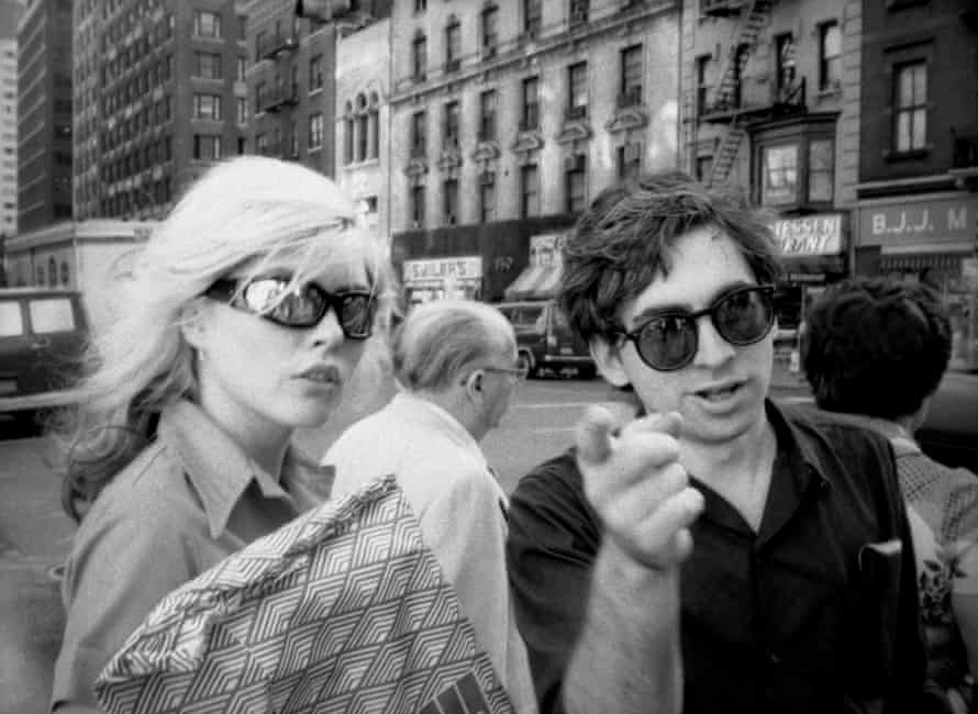 Harry and Stein in New York in 1978.