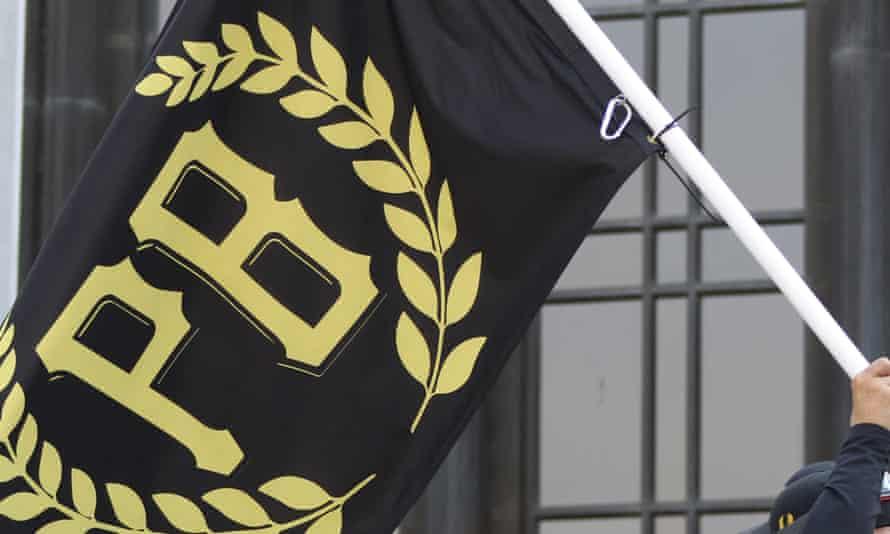 Proud Boys flag