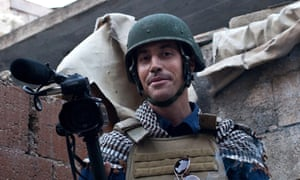 US journalist James Foley was captured in Syria in 2012 and killed in August 2014 by Islamic State