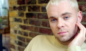 Brian Harvey pictured in 2001.
