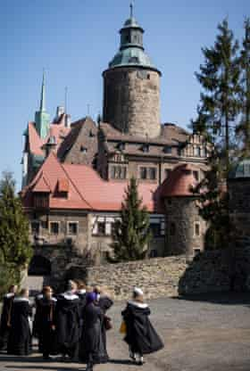 College of Wizardry: Czocha Castle, Poland