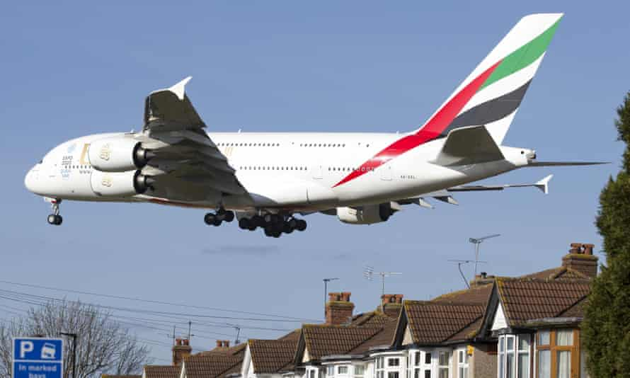 Heathrow boss says the airport is operating at capacity