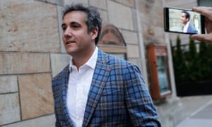Agents with the FBI raided Cohen's New York office and home this week.