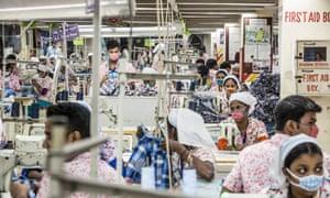 Bangladesh garment factory