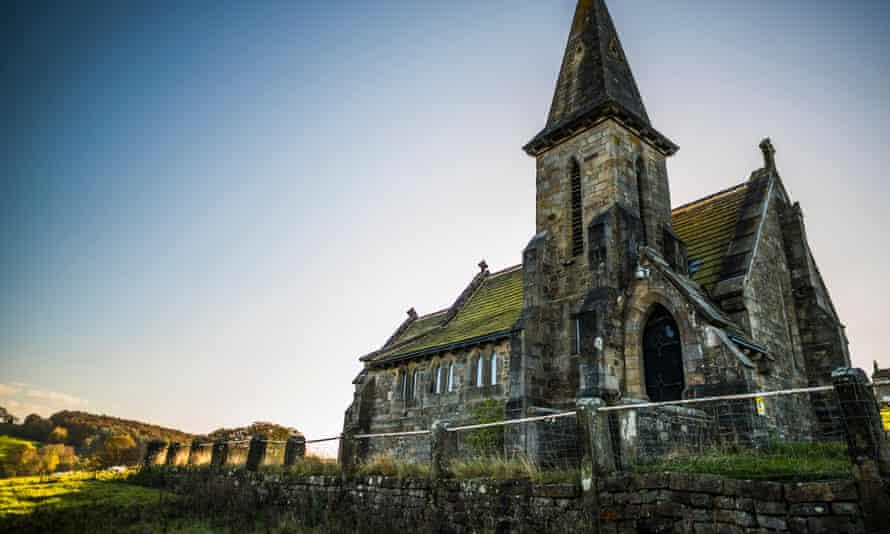 St Andrew's Church, near Fewston, North Yorkshire.