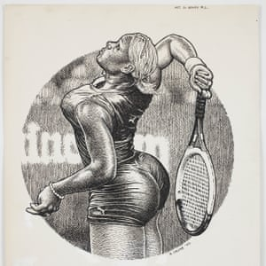 Untitled, 2002, by Robert Crumb.
