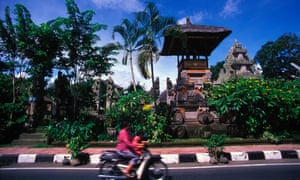 Ubud is Bali's spiritual centre.