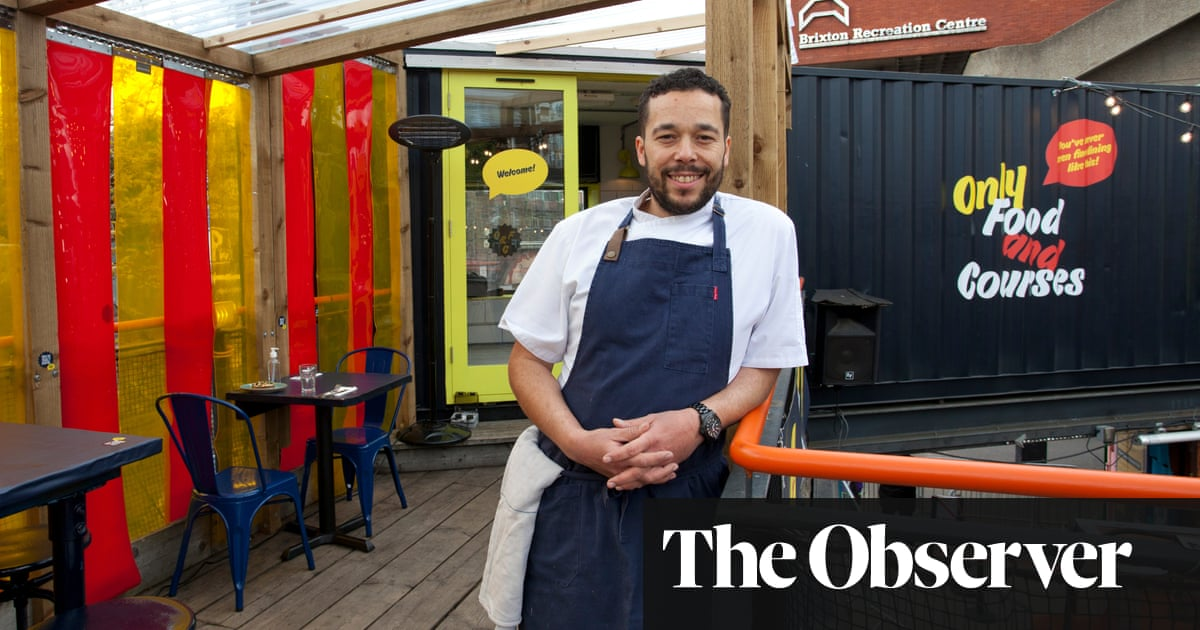 Only Food and Courses, London: 'Deserves to be taken seriously' – restaurant review