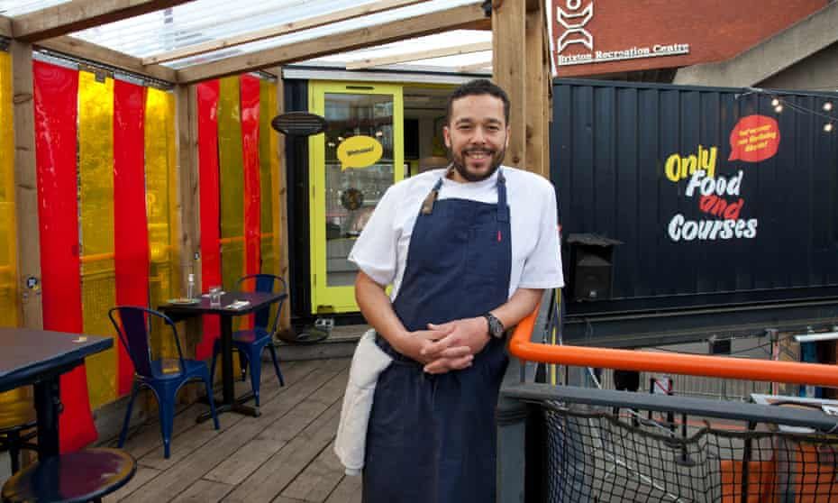 'Attention to detail': chef Robbie Lorraine of Only Food and Courses.