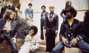 Sly & The Family Stone in the early 70s: mixing irony, hope and despair