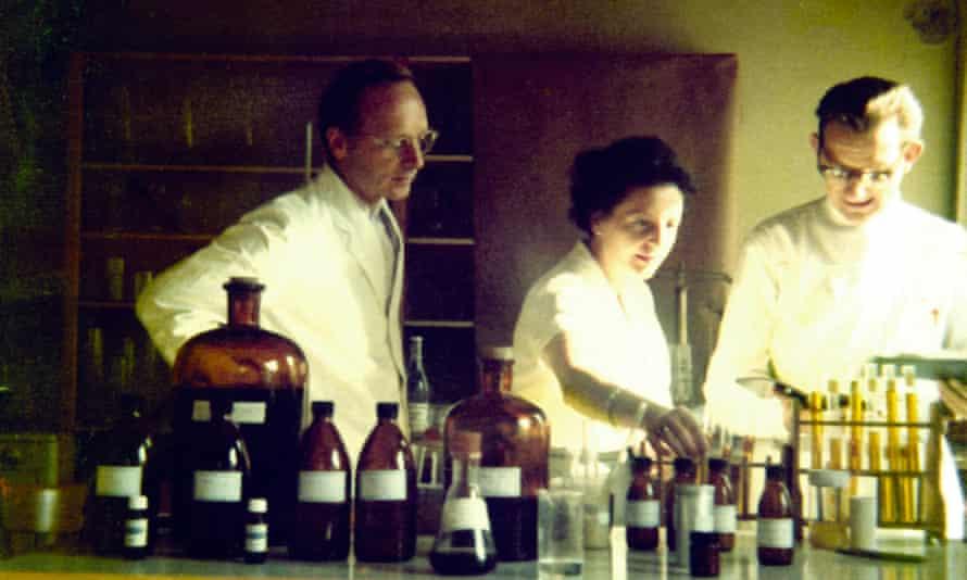 A Wala laboratory in 1963.