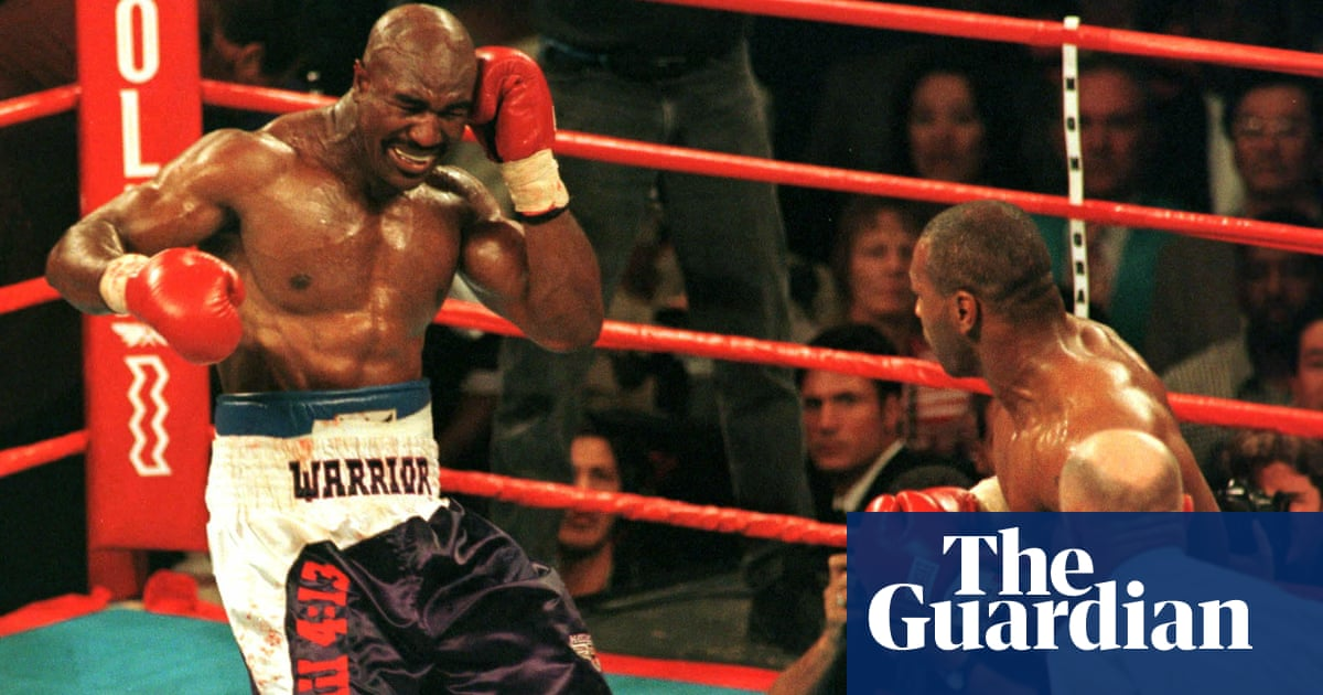 My favourite game: Holyfield v Tyson, WBA heavyweight title fight 1997 - the guardian