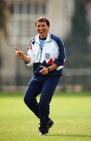 Graham Taylor as England manager