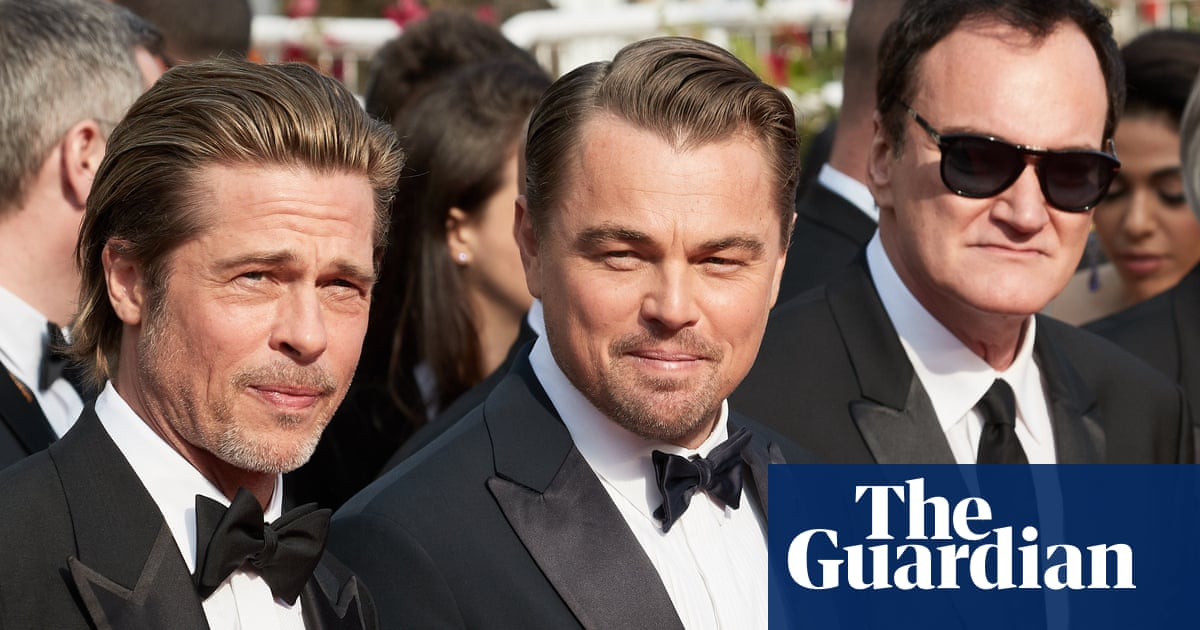 b7087157434 Quentin Tarantino's Once Upon a Time in Hollywood hits Cannes to red-carpet  circus
