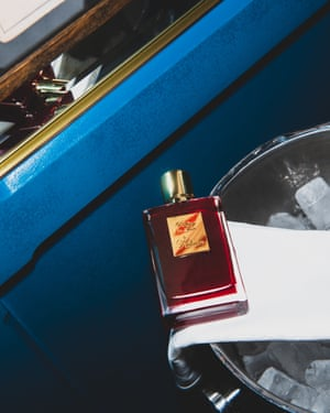 Rolling in Love, £200, by Kilian: a mix of almond milk and musk means a reassuringly heavy scent