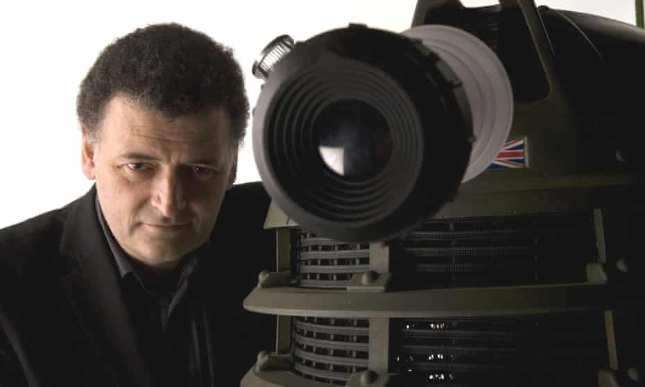 Steven Moffat also leaves the show at the end of 2017.