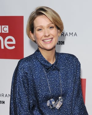 Sian Brooke attends a preview screening of Sherlock on 12 January