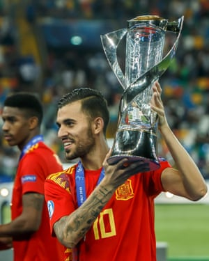 Dani Ceballos is reportedly close to sealing a season-long loan move to Arsenal.