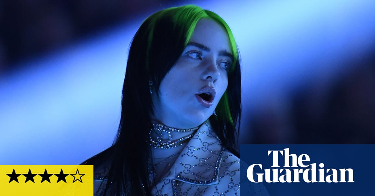 Billie Eilish review – immersive adventure with fish and spiders