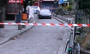 The discovery of a car near Notre Dame Cathedral last Sunday containing six gas canisters sparked a security alert