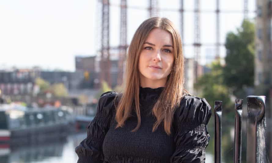 Cecilia Knapp London Fields, London - Young Poet Laureate for London 2020