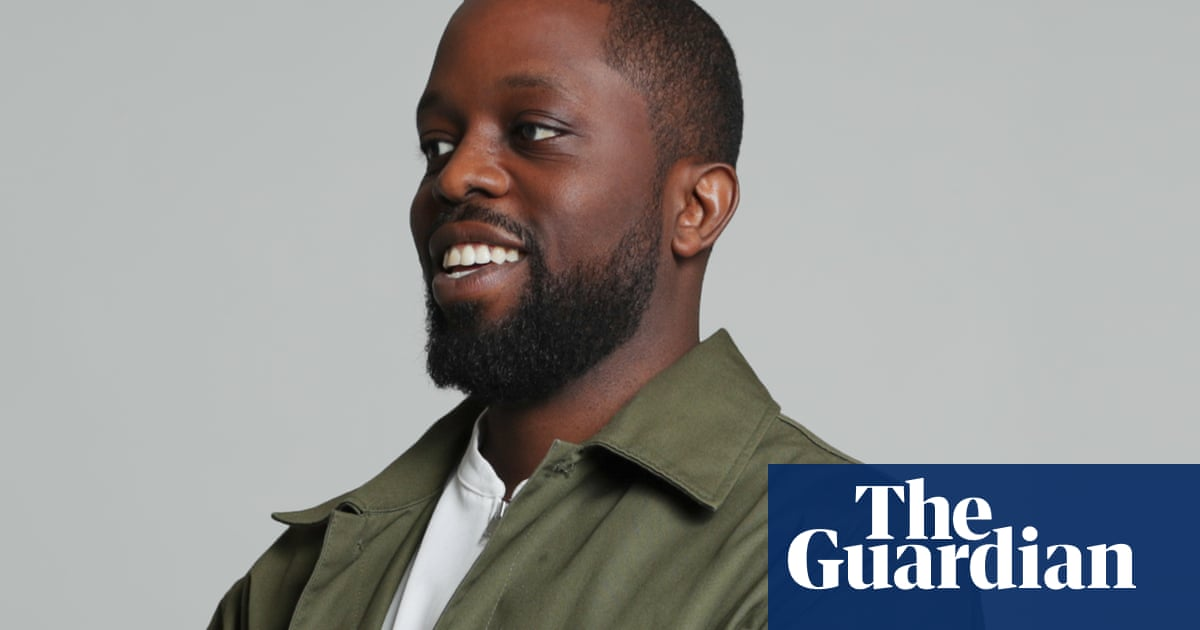 Femi Fadugba: 'There's no reason why Peckham couldn't be the theoretical physics capital of the world'