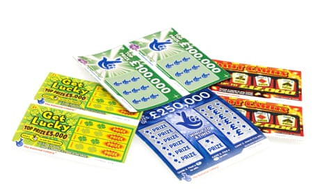Scratchcards: harmless flutter or costly addiction?   Money