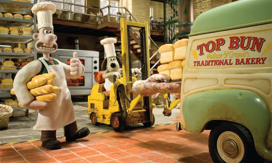 PR Still for Wallace and Gromit