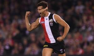 AFL round four, Saints v Hawks