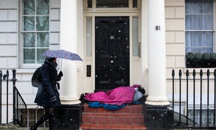 Official figures indicate that statutory homelessness has reached a plateau, but councils are seeing demand for help continue to rise.