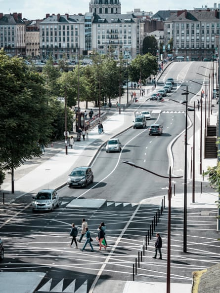 Boulevard by artist Aurelien Bory.