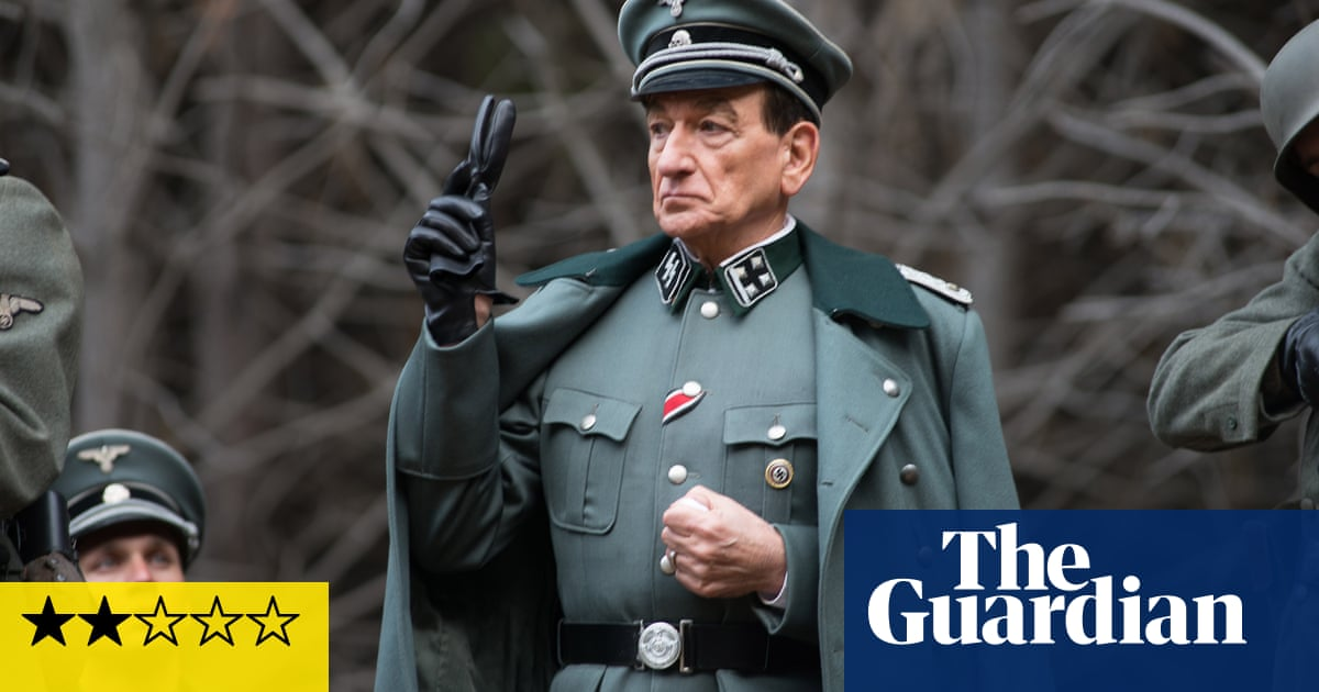 Operation Finale review disappointing Nazi thriller fails to convince – Trending Stuff